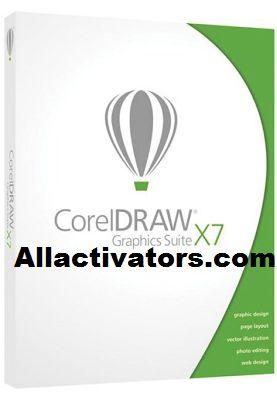 Corel Draw X7 Crack plus Activation Code Free Download