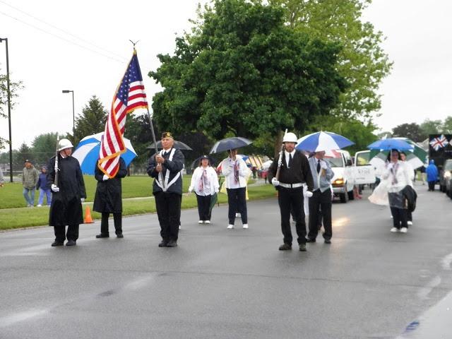 when memorial day 2013