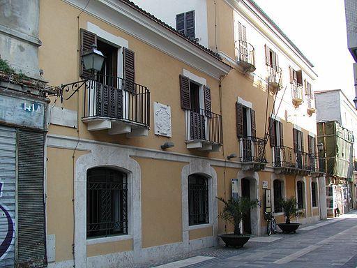 Pescara 2007 -Casa natale di Gabriele D'Annunzio- by-RaBoe 01
