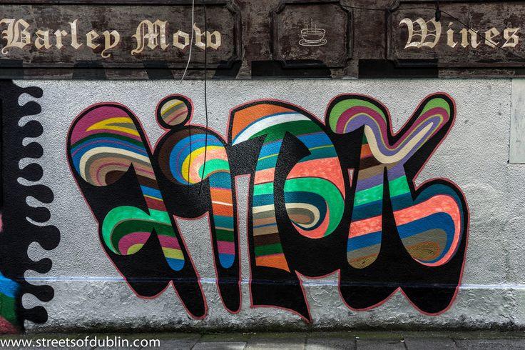 Francis Street - Street Art   Flickr - Photo Sharing!