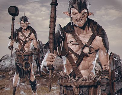 "Check out new work on my @Behance portfolio: ""ORC CONCEPT"" http://be.net/gallery/49816159/ORC-CONCEPT"