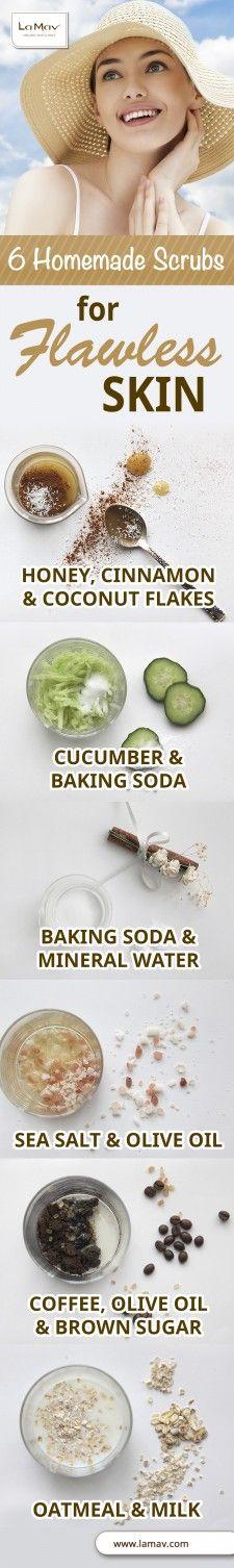 6 zelfgemaakte recepten voor vlekkeloze zomer huid