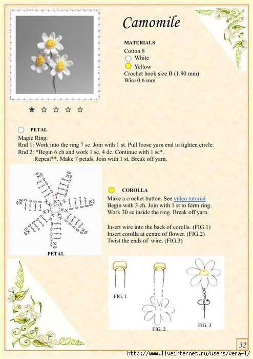 The Book of Crochet Flowers 1_37 (494x700, 230Kb):