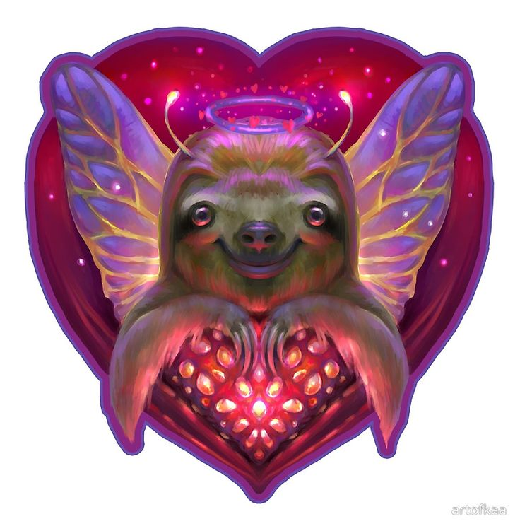 Sloth of love totem