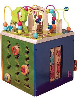 Buy Toys Zany Zoo from David Jones at Westfield or buy online from the David Jones website.