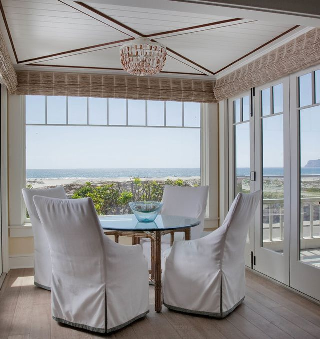 Originally built in 1919 on Coronado Island just over the bridge from San Diego, California, this amazing home was recently entirely renovated by Kim Grant Design–a San Diego architectural firm specia