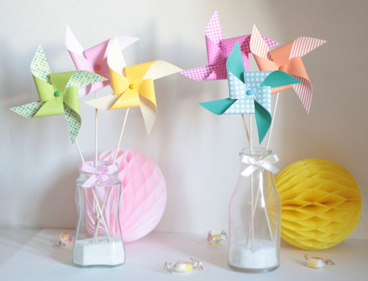 10 best moulin à vent images on pinterest   origami, wedding and diy