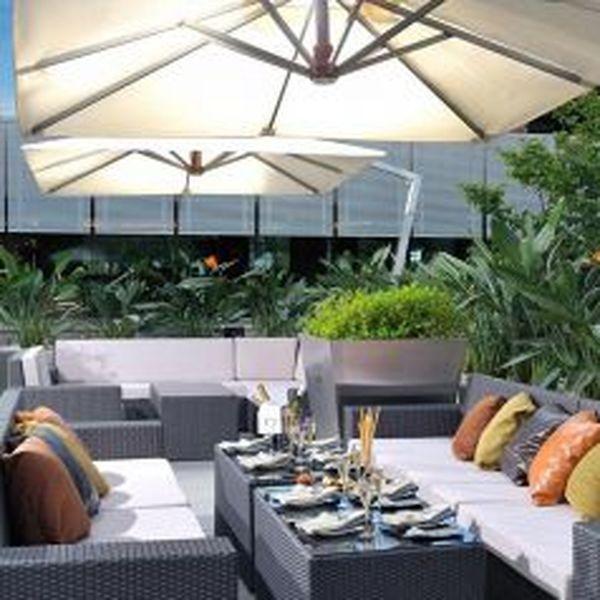 ガーデンカフェ ウィズ テラスバーの写真