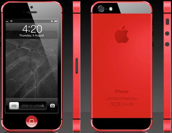 Iphone 5s Colors Black