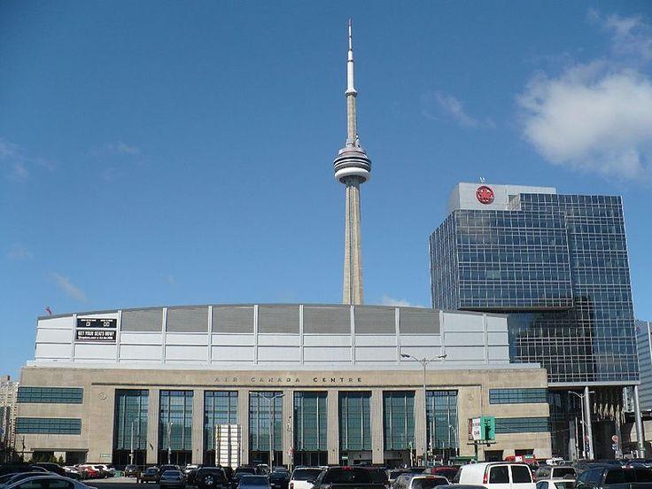 Largest NBA Arenas: Air Canada Centre - Toronto Raptors