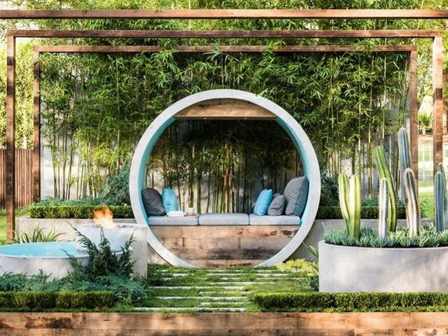 13 best Tuin images on Pinterest Landscaping, Backyard patio and Decks