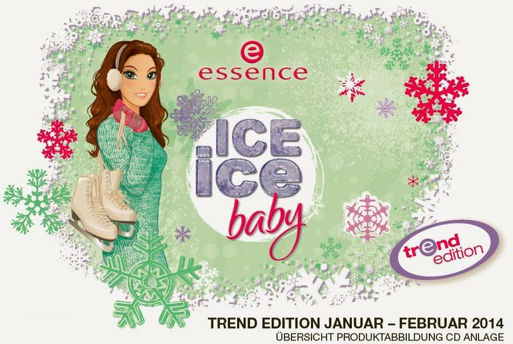 "Essence Trend Edition ""Ice Ice Baby"" [Press Release]"