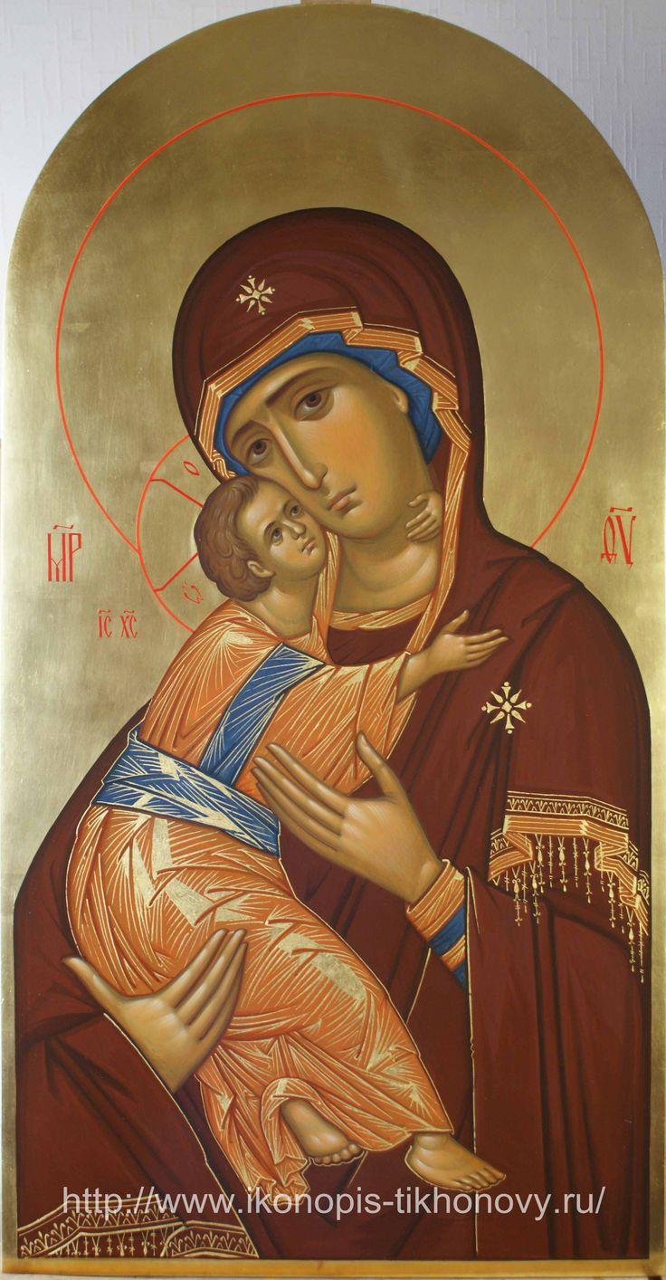 Спас и Богородица