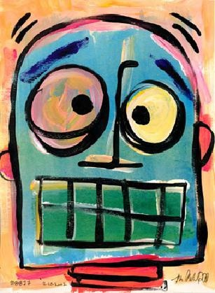 frantic robot