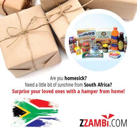Hamper from Home – zzambi.com