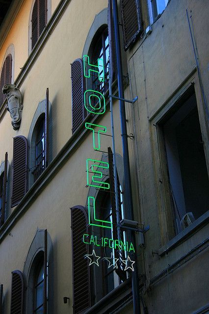 Hotel California - Florence, Italy | Italy ~ Florence | Pinterest