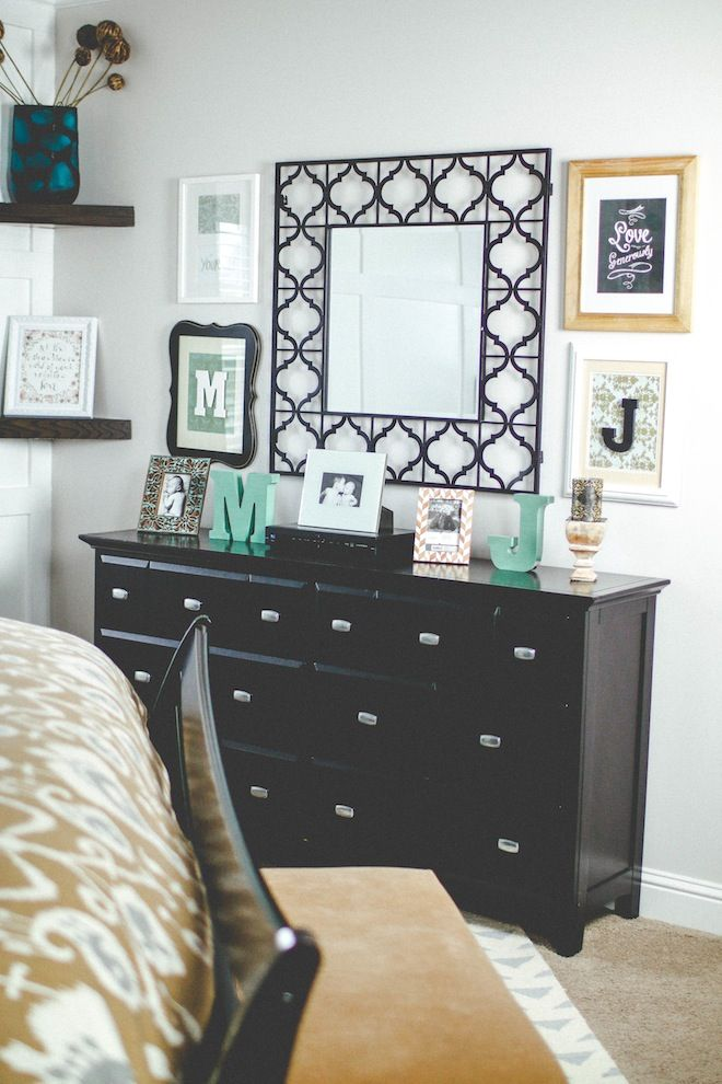 Master Bedroom Makeover with Board and Batten