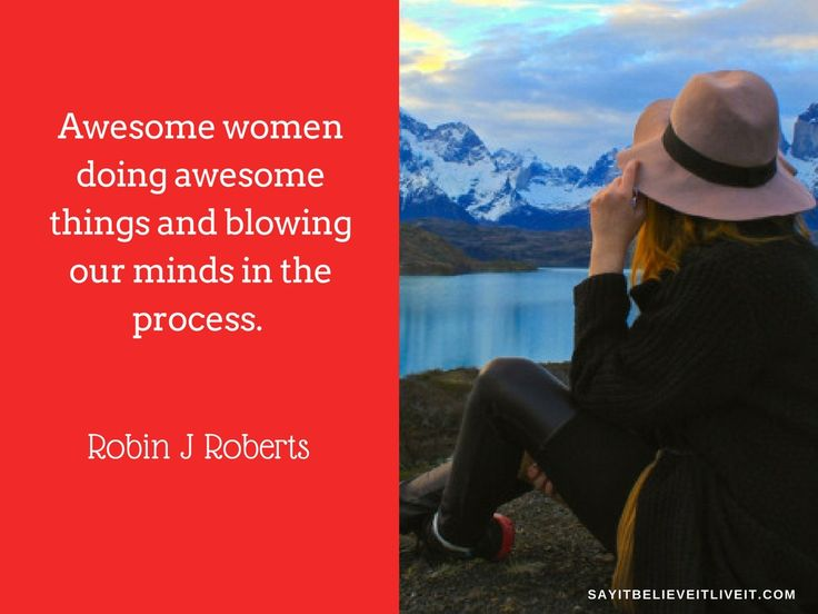 """Look in the mirror and go """"Yes I am that awesome!"""" http://ow.ly/5dAM306syjd #empower #selfhelp #quoteoftheday #positivevibes"""