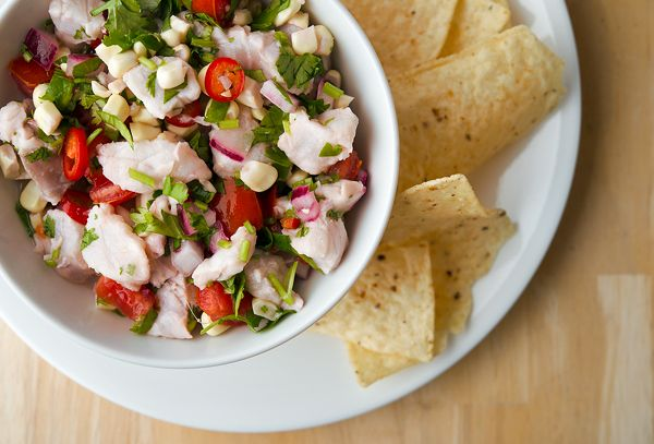 How to Make Ceviche Safely, along with my favorite Peruvian ceviche recipe. Recipe on http://honest-food.net