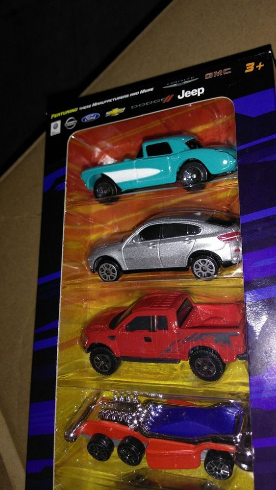 2016 Adventure Force 5-Pack Diecast Vehicles BMW, Jaguar 3 ...