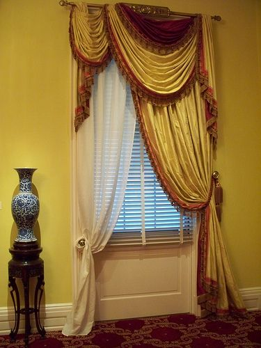 Homemade Valances For Windows : Best images about homemade indoor on pinterest