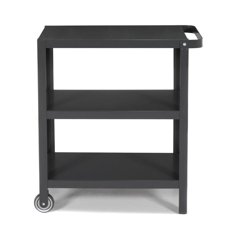 desserte console gris nori les consoles consoles. Black Bedroom Furniture Sets. Home Design Ideas