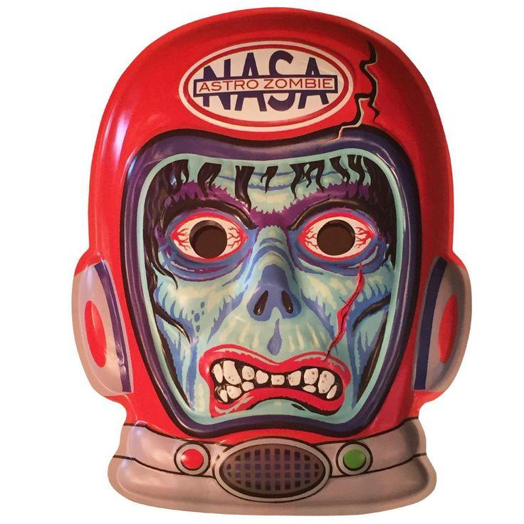 Retro-a-go-go! - Deep Space Astro Zombie Vac-tastic Plastic Mask, $34.99 (http://www.retroagogo.com/deep-space-astro-zombie-vac-tastic-plastic-mask/)