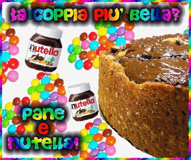 Immagini Dolci Nutella
