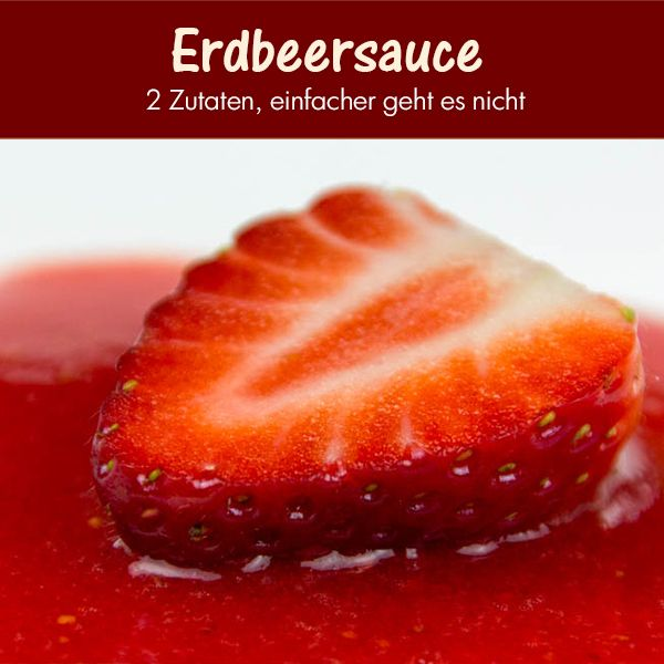 Die Erdbeersauce bringt einen frischen, intensiven und fruchtigen Geschmack mit, der jedes Eis in einen Luxus Eisbecher verwandelt.
