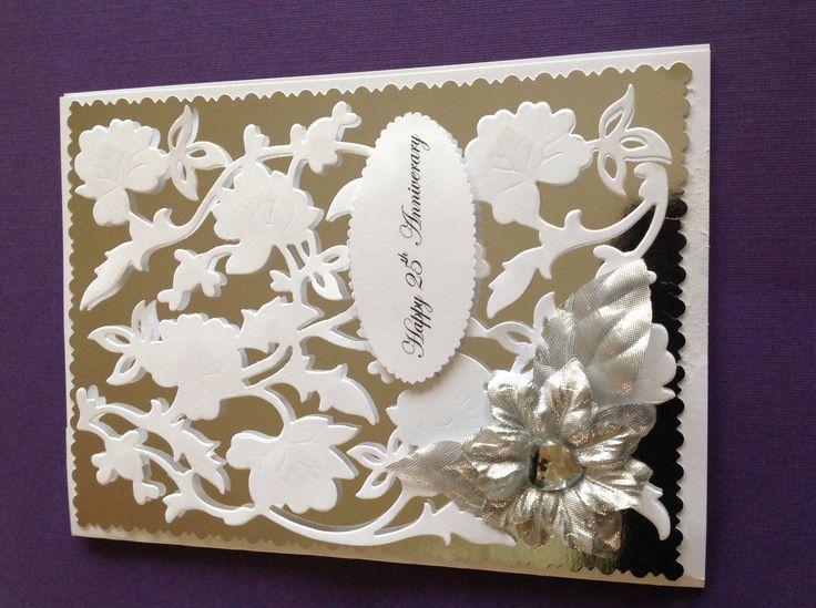 Anniversary Cards Handmade Anniversary Cards And Golden Wedding