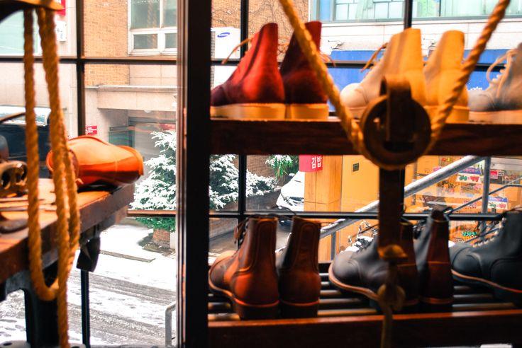 Red Wing Shoe Store Hongdae