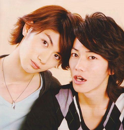 Miura Haruma and Sato Takeru