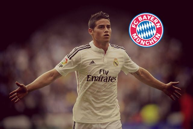 Munich The Colombian footballer was transferred on loan for two years with a mandatory purchase option. Unable to play many minutes wit...