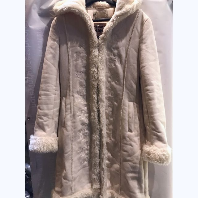 Woman's coat | vintage selection