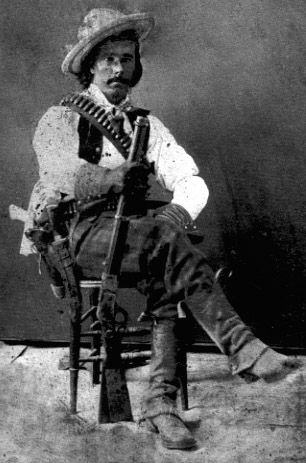 "Texas Ranger Gus Gildea, foreman, and testified that ""Billy the kids "" first murder was an act of self-defense"