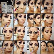 make-up face tutorial - Google Search