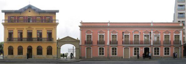Casa nº 1, Beco do Pinto e Solar da Marquesa de Santos
