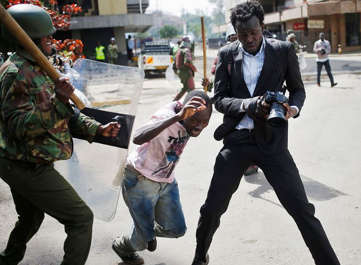 Kenya police crack down on protesters - Al Jazeera English
