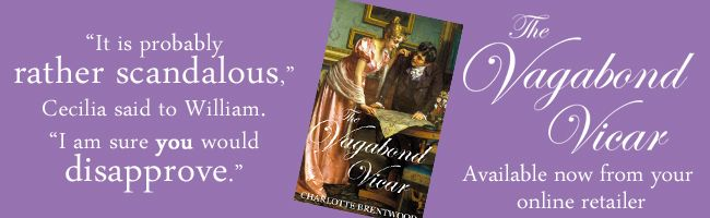 Our heroine assumes the vicar must be dull and quick to judge... she'll learn she shouldn't judge so quickly herself. http://bit.ly/1tvqpEb