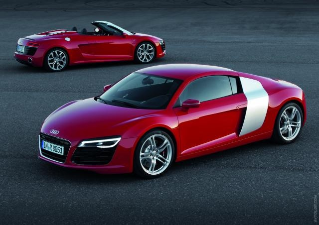 2013 Audi R8 – Галерея