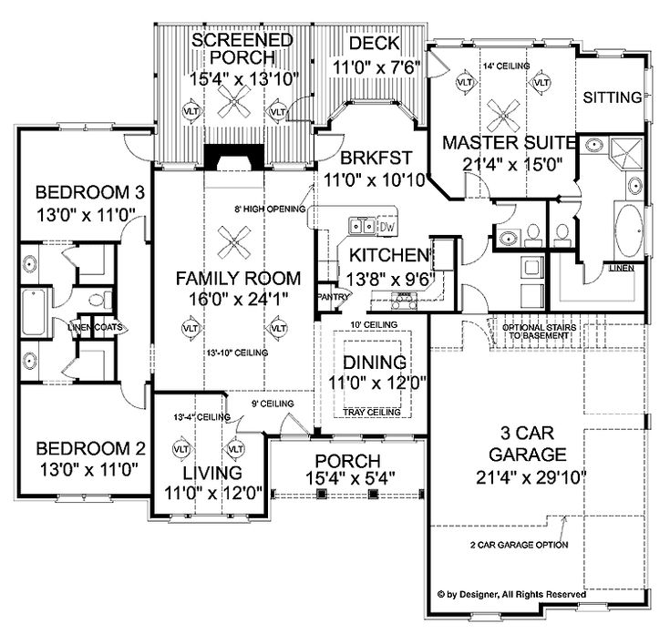 96 best Floor PlansNew Home images on Pinterest House floor