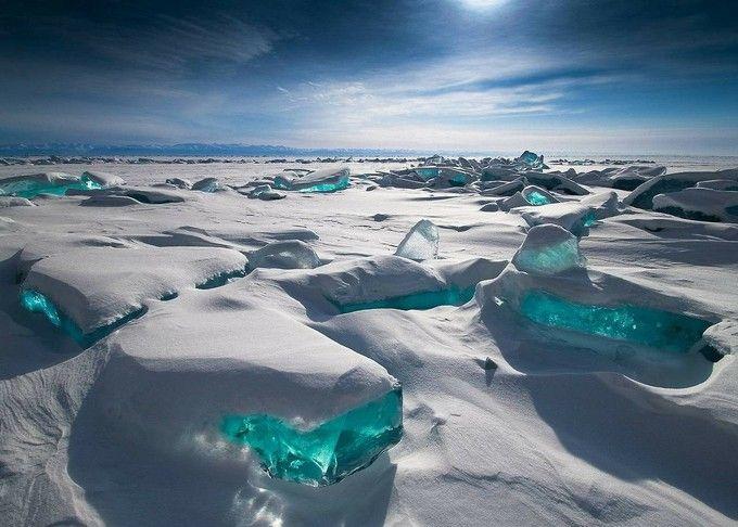 3つの世界一を持つ「バイカル湖」シベリアの真珠と呼ばれる美しい湖