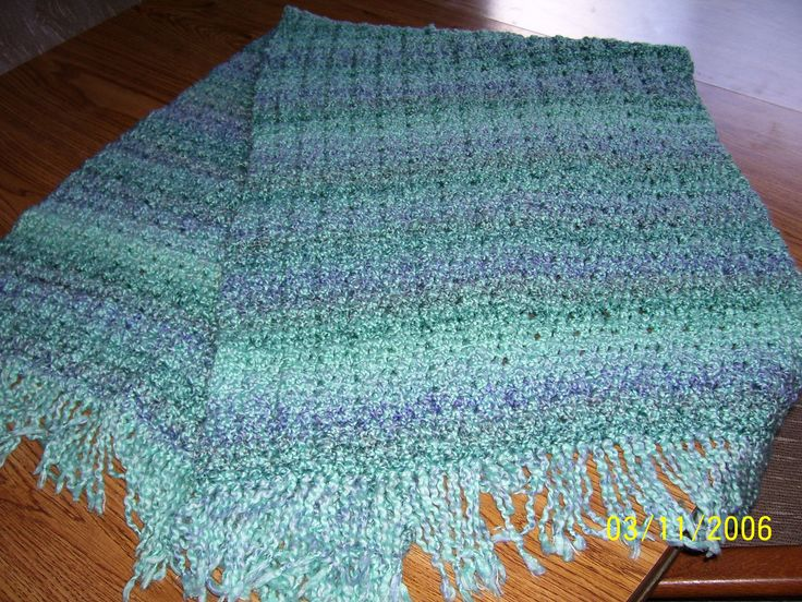 My Prayer Shawl free crochet pattern