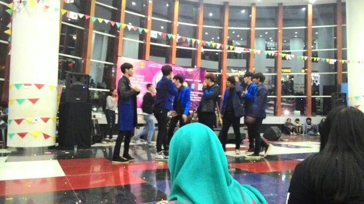 15 nov 2015 superior at event korea nesia culturefestival