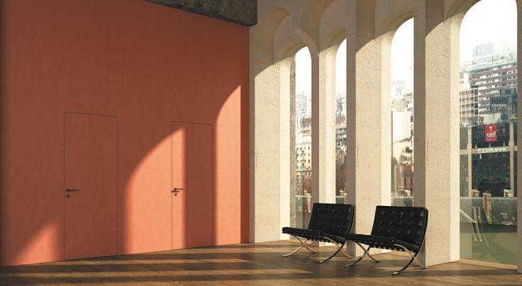 FBP porte | Collezione LIBERA #fbp #porte #legno #telaio #alluminio #door #wood #aluminiumframe
