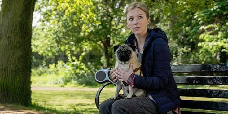 Filming is under way on Patrick, a new British comedy film featuring dogs. Beattie Edmondson and Gemma Jones star.