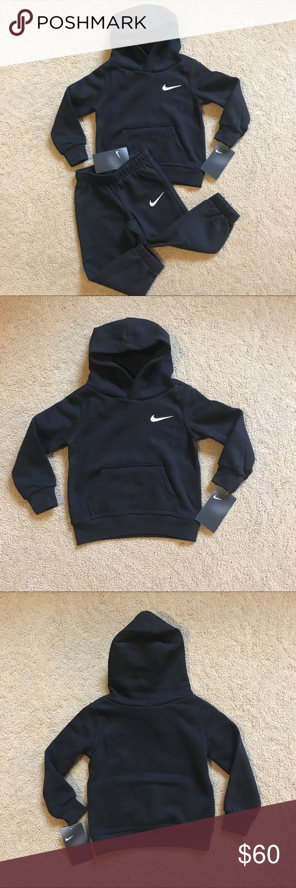 Nike Sweatsuit Set Brand new with tags!! Nike Toddler Boys ...