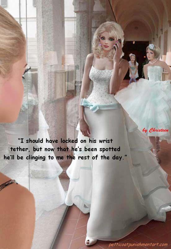 Chris Christeen Petticoat Flower girl dresses Formal