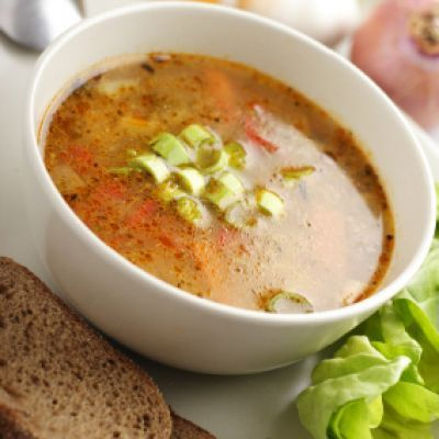Moosewood Indonesian Sweet Potato and Cabbage Soup