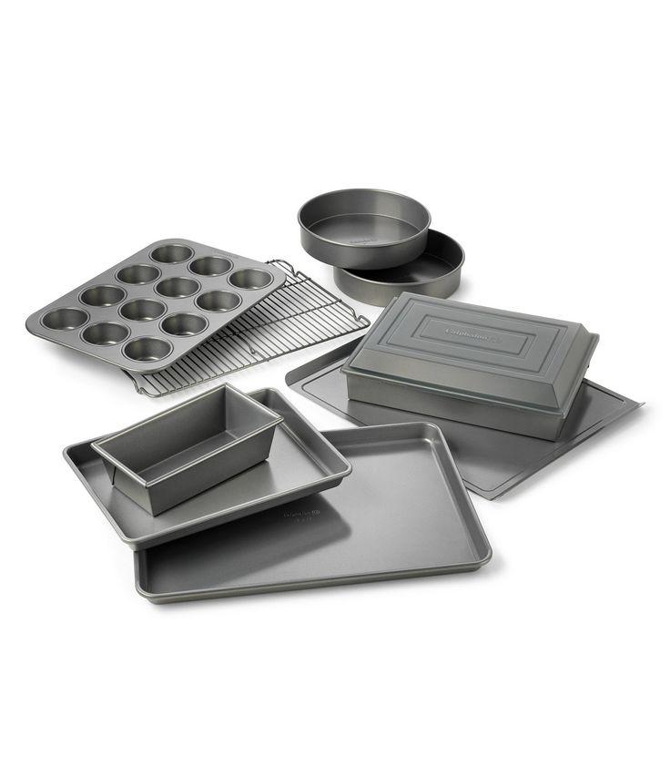 Calphalon 10Piece Nonstick Bakeware Set #Dillards